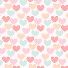 Hearts by southerlydesign