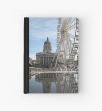 Nottingham Slab Square Hardcover Journal