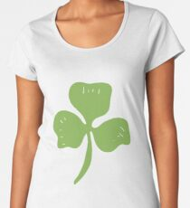 Shamrock Premium Scoop T-Shirt