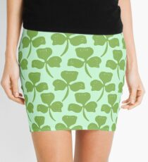 Shamrock Mini Skirt