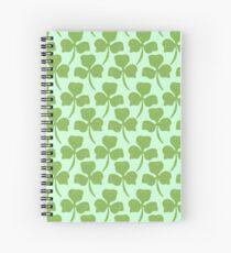 Shamrock Spiral Notebook