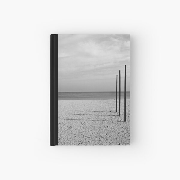 Three Almost Right Angles Hardcover Journal