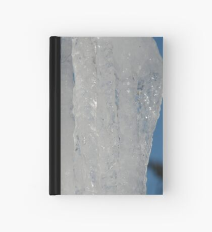 BEGINNING OF THE ICICLES Hardcover Journal