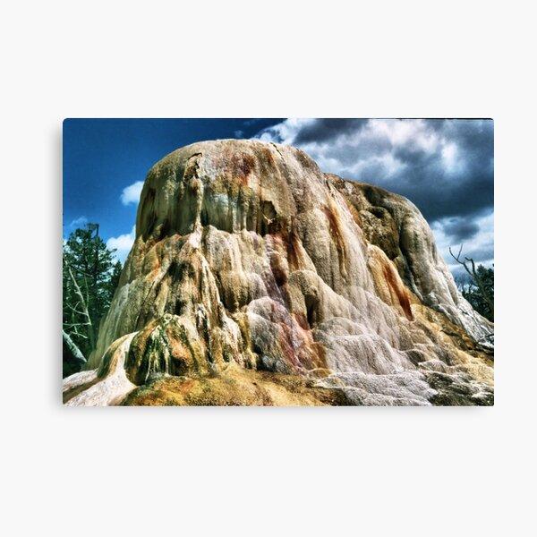 Mammoth Rock Canvas Print