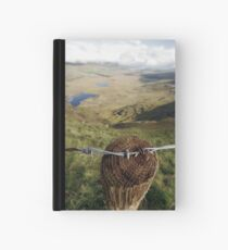 Clouds over the Conor Pass Hardcover Journal