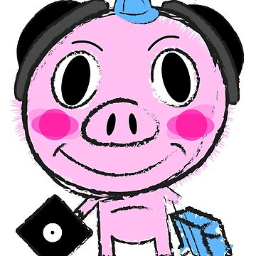 """Year of The """"DJ"""" Pig - Chinese Lunar New Year. by Wavelordsunited"""