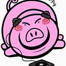 Year of the DJ Pig by Wave Lords United