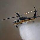 LA Co FD Copter 19 at Griffith Park Aug 16, 2008 by chibiphoto