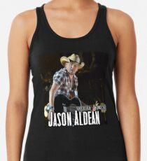 6beee49cfcd7f Jason Aldean Singer Women s Tank Top