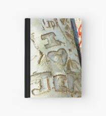 I Love Jen Hardcover Journal