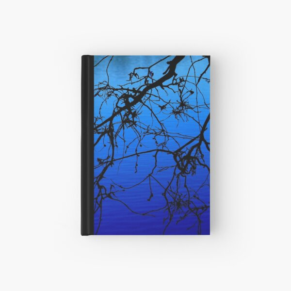Black and Blu 1 Hardcover Journal