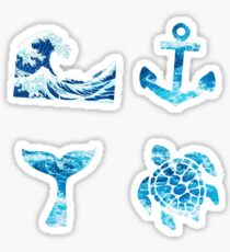 Ocean Pack Sticker