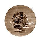 SEAL - sepia by ARTito