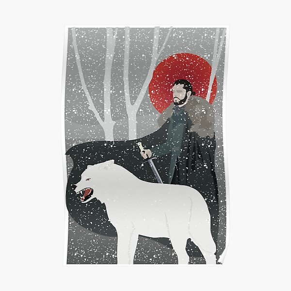 The King in the North Poster