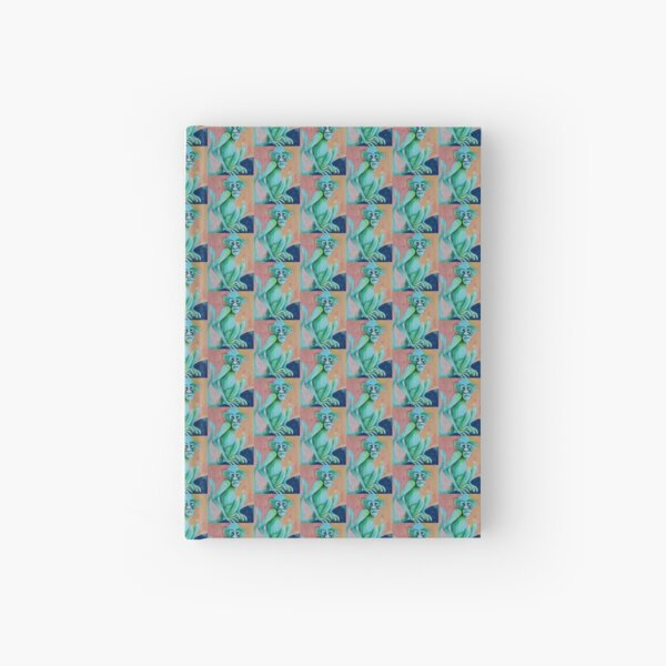 Monkey See Hardcover Journal