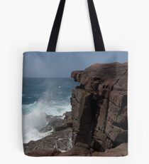 Nor' easter...  Bittangabee Tote Bag