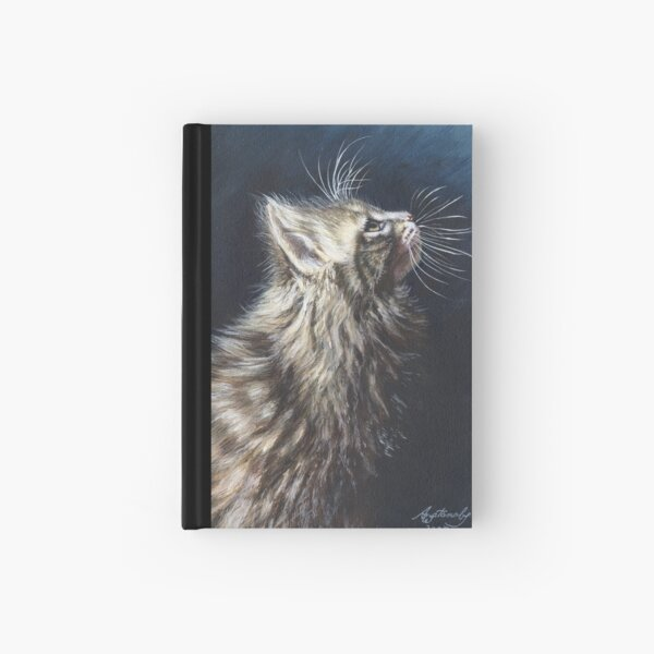 Angel Light Hardcover Journal