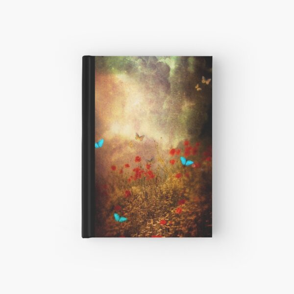 Spring is heading North... Hardcover Journal