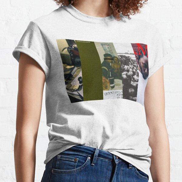 Kendrick lamar T-shirt classique
