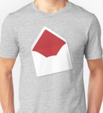 envelope  Unisex T-Shirt
