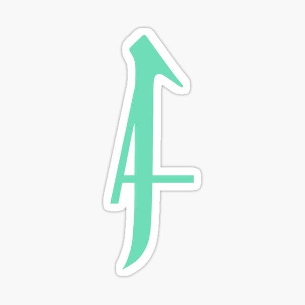 Alif Sticker Sticker