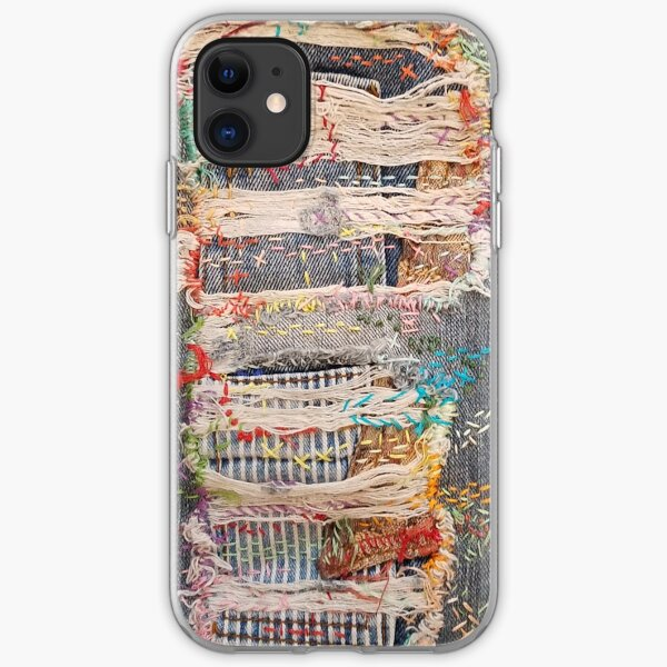 Stitches iPhone Soft Case