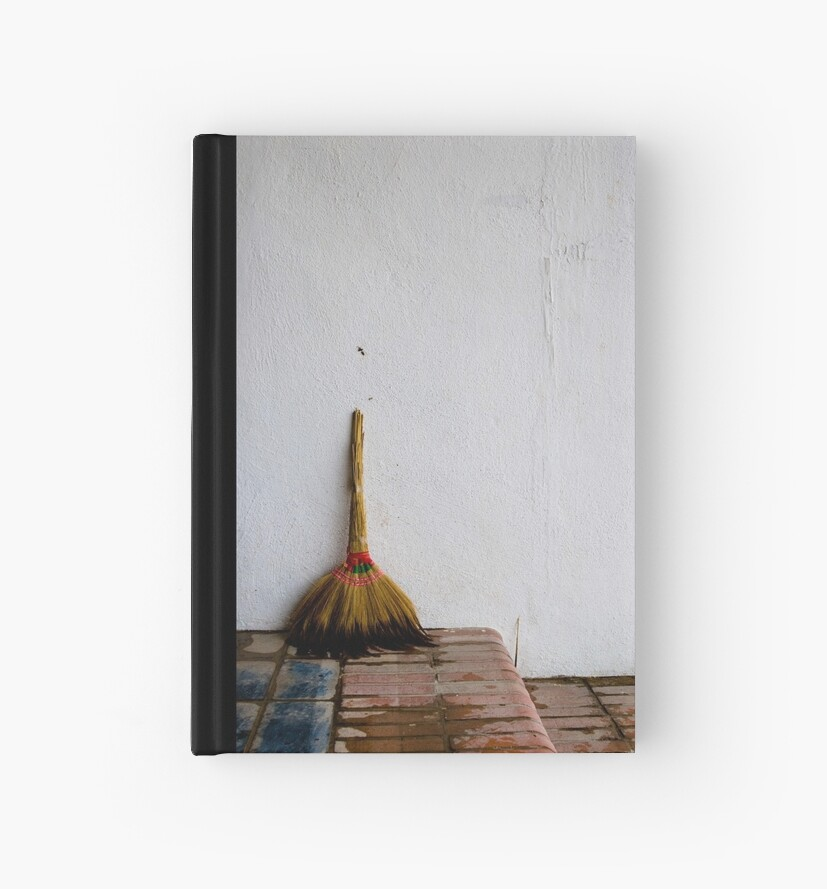 Broom by Mili Wijeratne