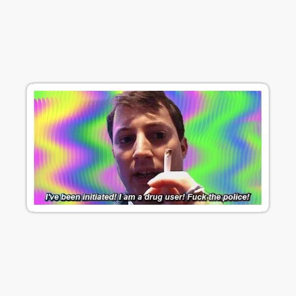 Peep Show - Mark Corrigan Sticker