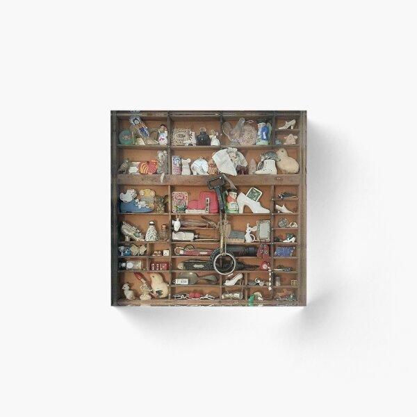 Collection Acrylic Block