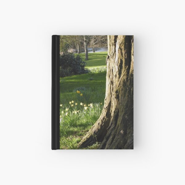 Spring View Hardcover Journal