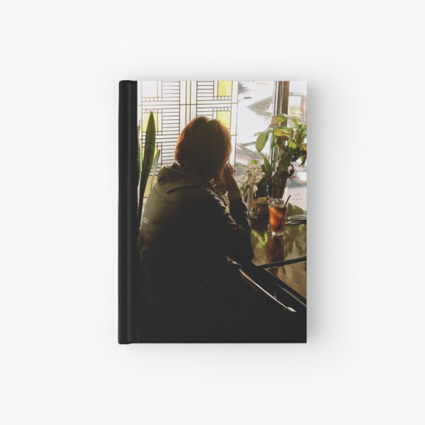 Muse Before Meal Hardcover Journal