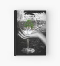Natural Sip Hardcover Journal