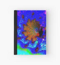Seahorses Carousel Hardcover Journal