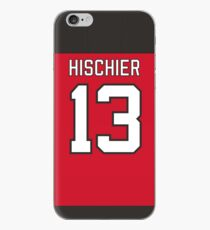 f3e575e2b New Jersey Devils Nico Hischier Home Jersey Back Phone Case iPhone Case