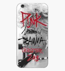 Rosa schönes Trauma Tour 2018 iPhone-Hülle & Cover