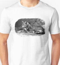 Black and white illustration of the Dingo T-Shirt