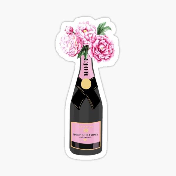 If Mummies Were Flowers Vinyl Decal Sticker Mothers Day Wine Bottle Vase