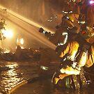 Burbank Engine 12 Dec 26, 2006 by chibiphoto