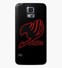 Fairy Tail - Fairy Tail Guild Hülle & Klebefolie für Samsung Galaxy
