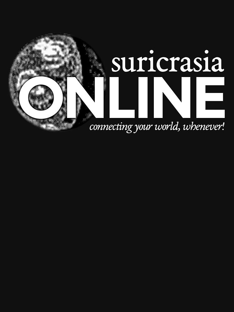 Suricrasia Online Shirt by blackle