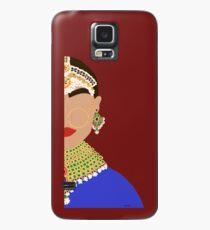 Traditionelles Maharani Hülle & Klebefolie für Samsung Galaxy