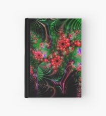 Red Roses Hardcover Journal