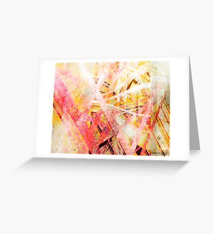 Finding Connection Greeting Card