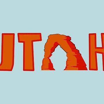 Utah von TheLakeEffect