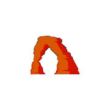 Zarte Arch von TheLakeEffect