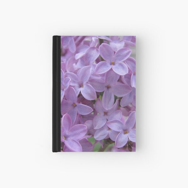 Lilacs I Hardcover Journal