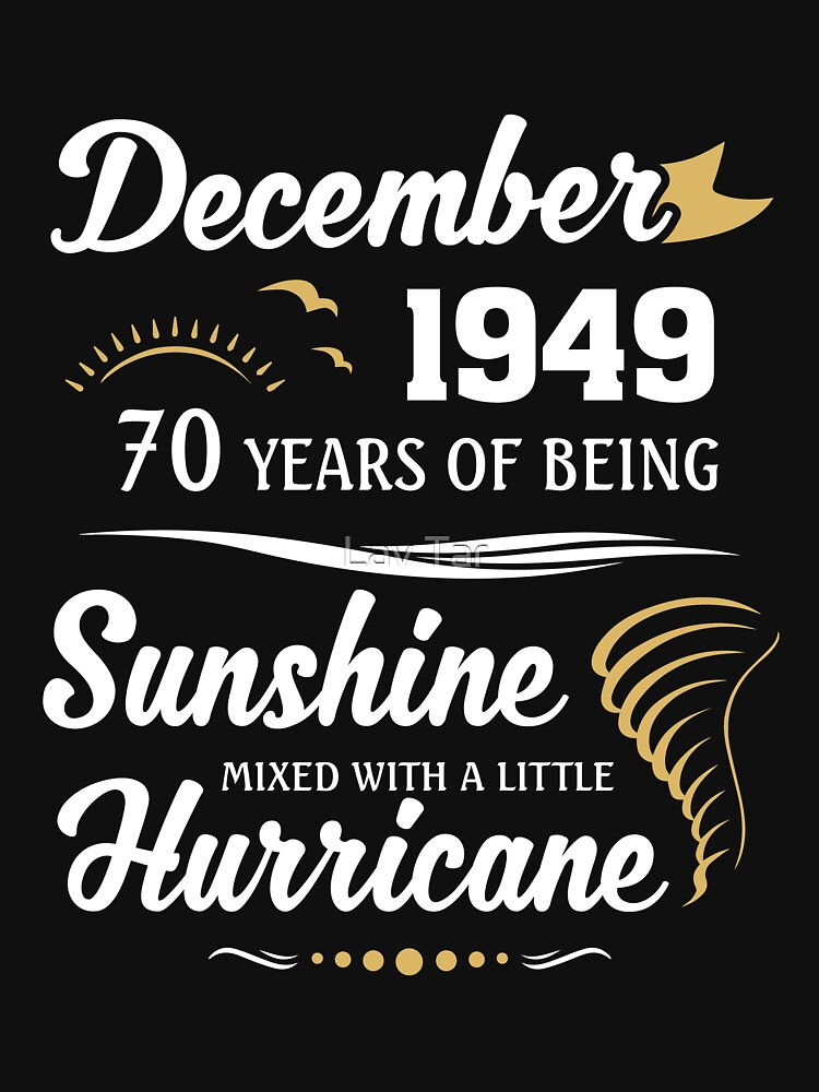 December 1949 Sunshine Mixed With A Little Hurricane by lavatarnt