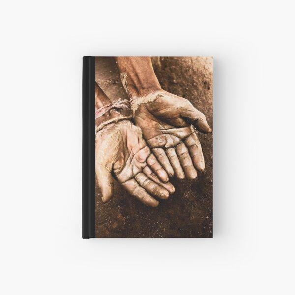 Craftsmans Hand Hardcover Journal