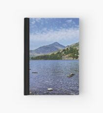Lake HDR Hardcover Journal