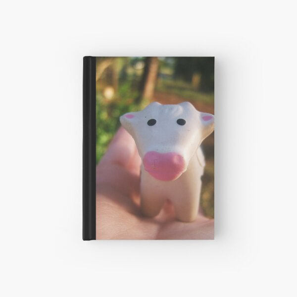 Pocket Cow Hardcover Journal